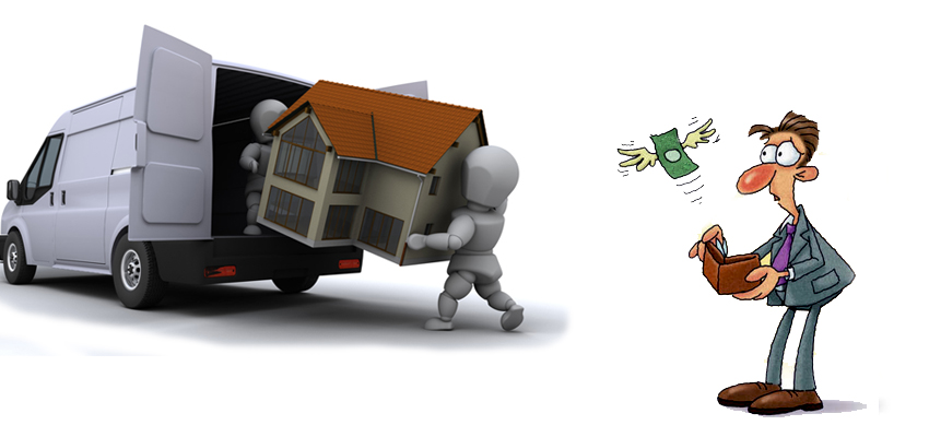 Typical House Removal Costs UK